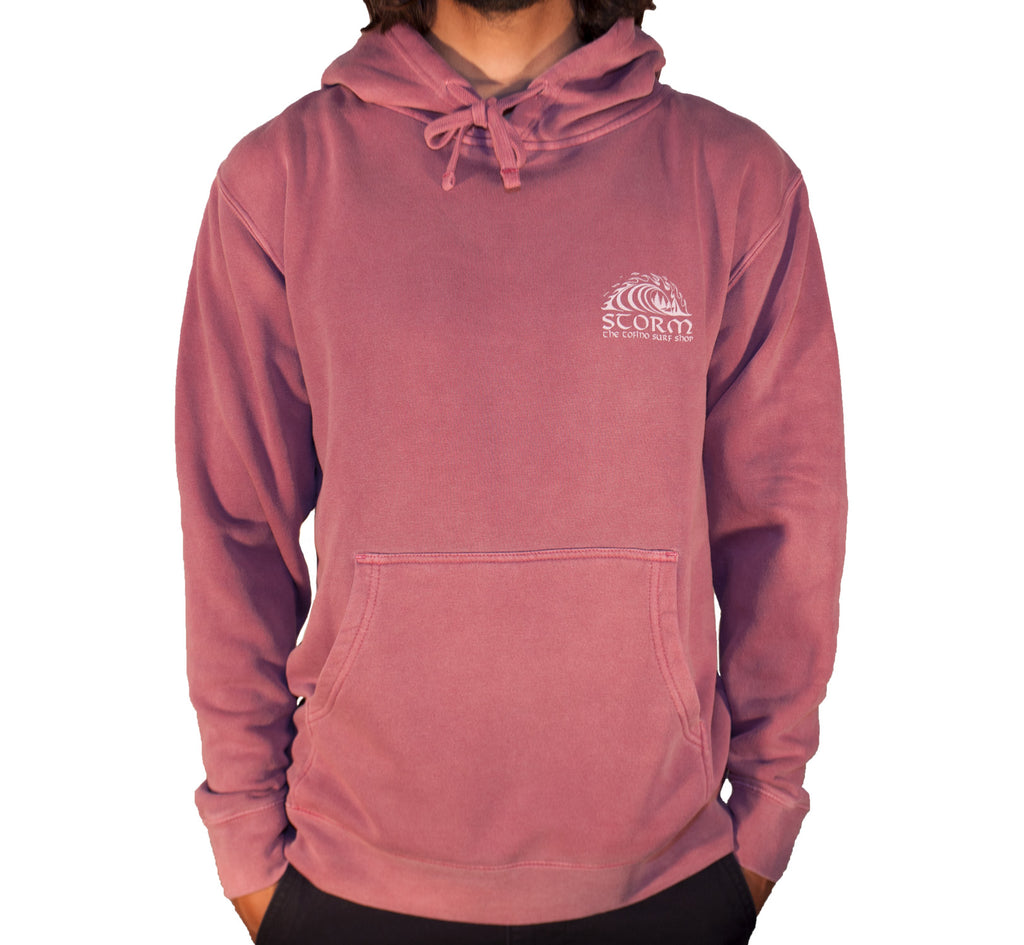"The ""Washed"" Pullover"