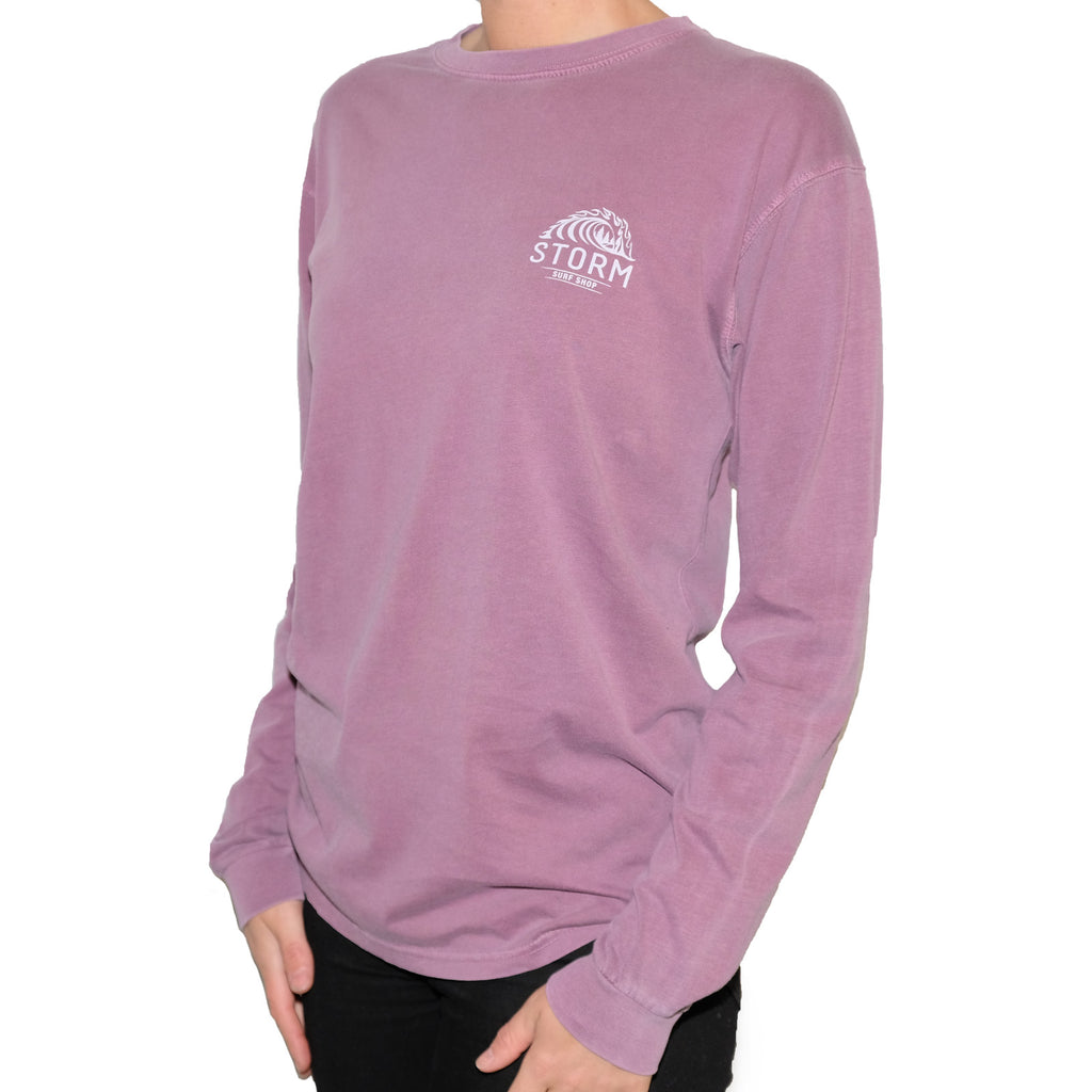 "The ""Modern Wave"" Long Sleeve"