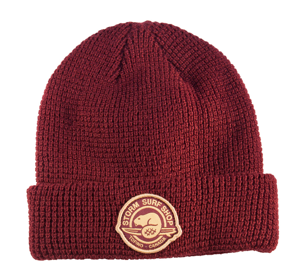 "The ""Beaver"" Toque"