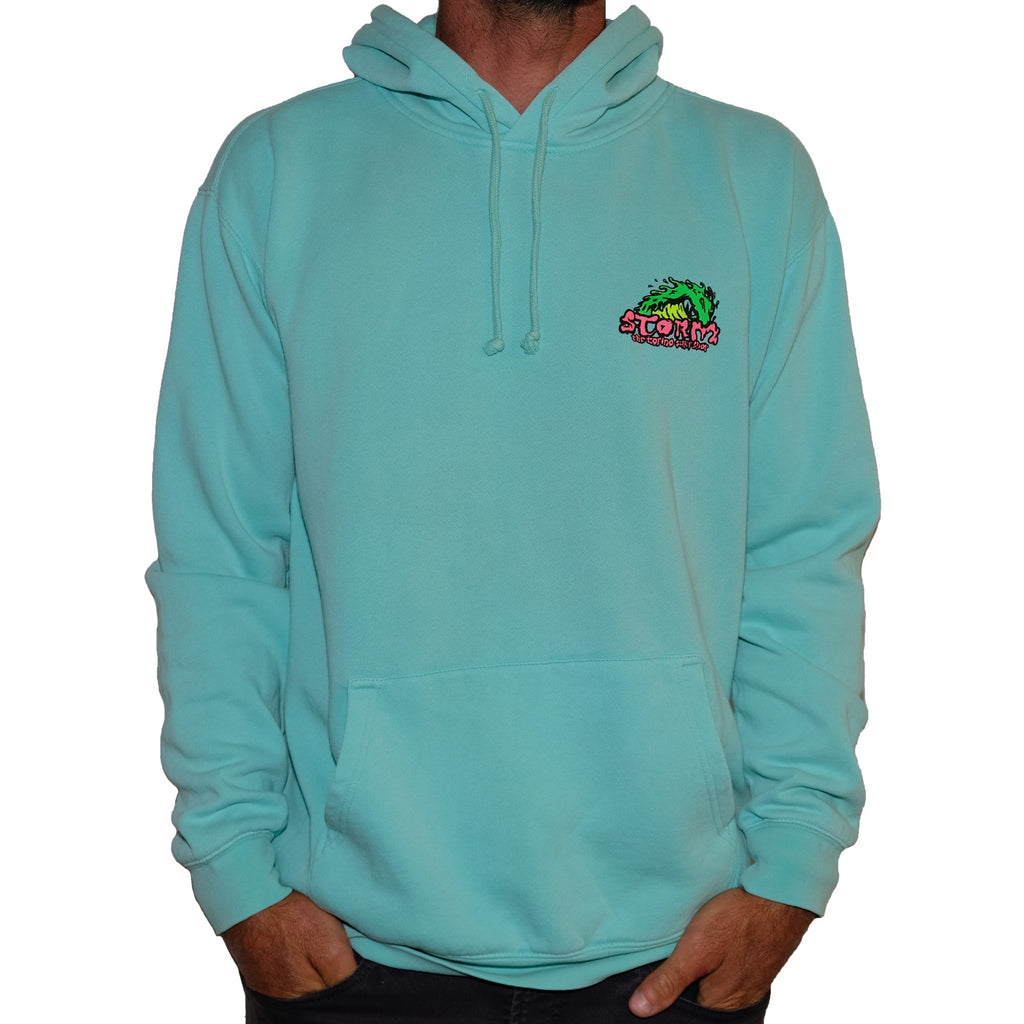 "The ""Slime Wave"" Pullover"