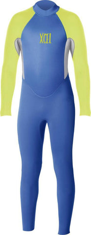 Youth Axis Back Zip Fullsuit 5/4