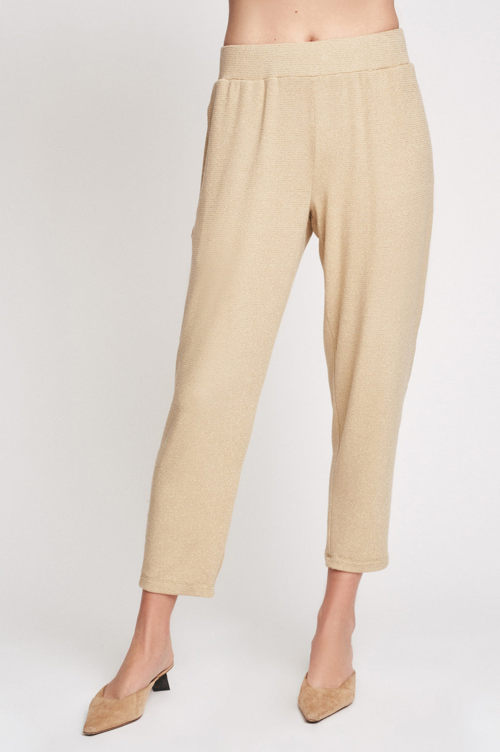 THE CROPPED PANT - DISCO