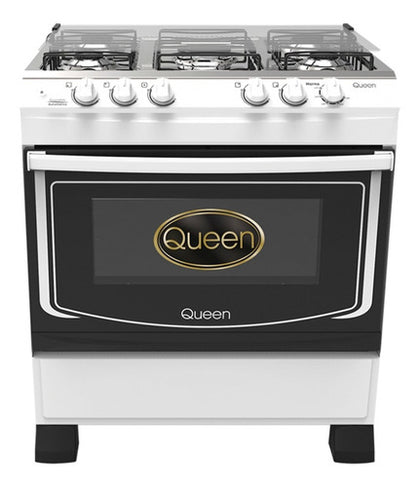 Cocina Supergas Queen 5 Hornallas Enc. Electrico  CQ250
