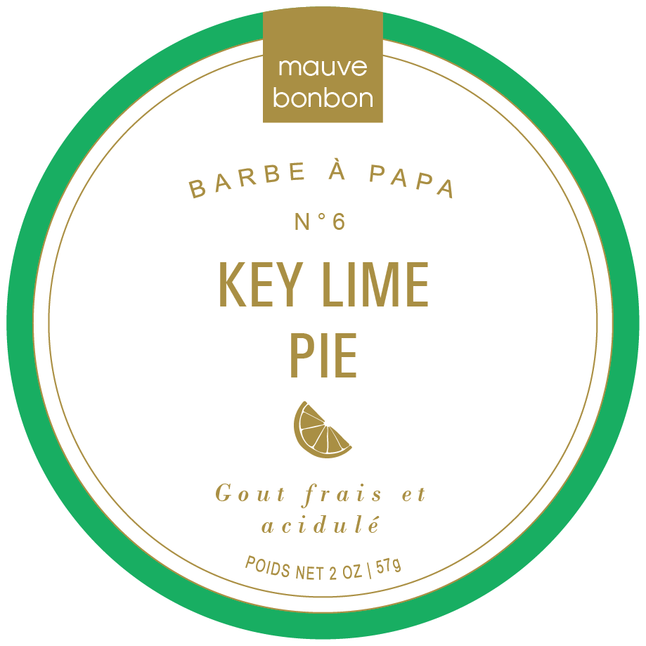 N°6 Key Lime Pie EDGEFUND