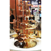 Custom Commercial Chocolate Fountains