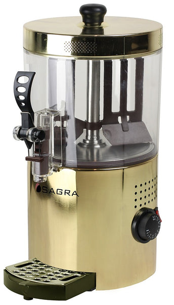 Sipping Chocolate Dispenser - Gold