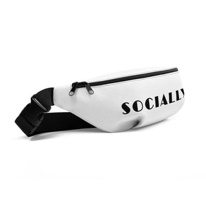 Socially Distant Fanny Pack