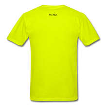 Load image into Gallery viewer, Socially Distant T-Shirt - safety green