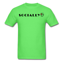 Load image into Gallery viewer, Socially Distant T-Shirt - kiwi