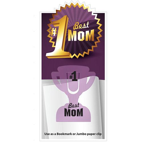 MOM TROPHY BOOKMARK