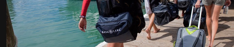 Freediving Gear Bags and Packs