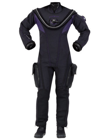 Aqua Lung Fusion Fit Drysuit Ladies