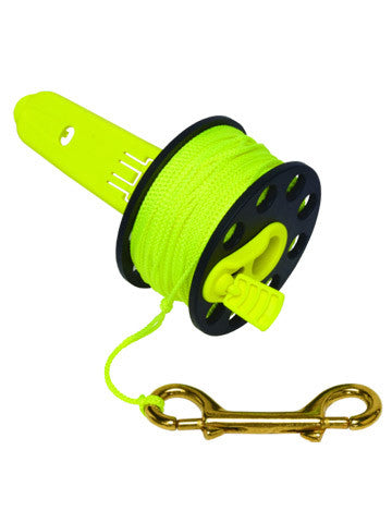 Finger Spool With Hand Winder