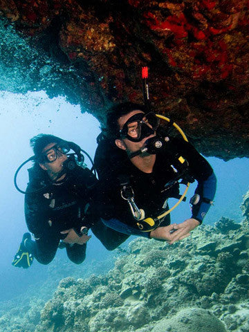 The PADI Adventure Diver course in Cape Town with Adrenalised Diving helps you get more out of diving by introducing you to new types of scuba diving adventures.