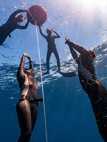 PADI Freediver and Advanced Freediver Course Package in Cape Town
