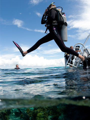 PADI Open Water eLearning Touch
