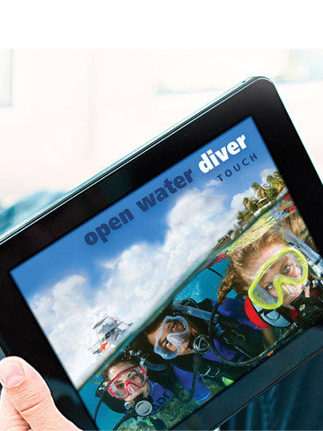 PADI Open Water Course (Touch Manual Version)
