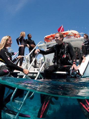 PADI Advanced Open Water To Divemaster Package