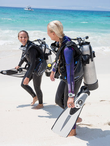PADI Open Water To Divemaster Package