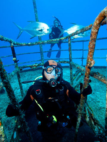 PADI Open Water and Advanced Open Water Course Package