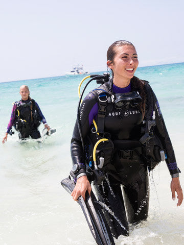 PADI Rescue Diver to Divemaster Package