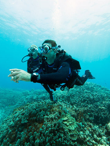 If you're short on time but really want to become a diver, the PADI Scuba Diver rating offered by Adrenalised Diving in Cape Town might be right for you.