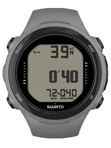 Suunto D4i Novo Grey With USB
