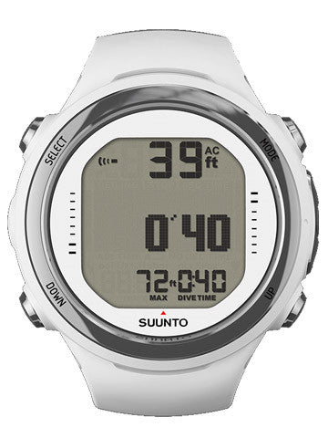 Suunto D4i Novo White With USB