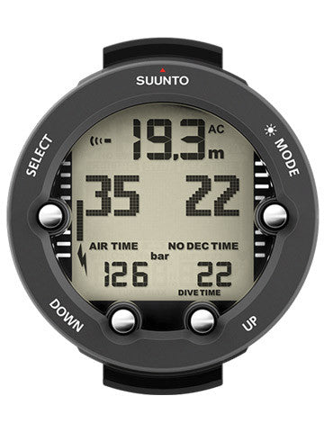 Suunto Vyper Novo Graphite With USB