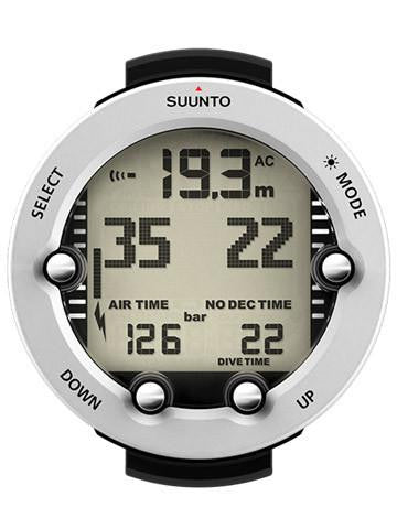 Suunto Vyper Novo White With USB