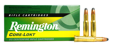 REMINGTON CORE-LOKT 30-30 WIN 150GR SP R30301 20 RDS