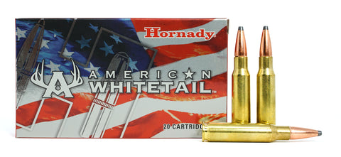 HORNADY WHITETAIL 308 INTERLOCK 165GR SP 20 RDS