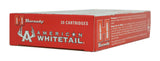 HORNADY WHITETAIL 30-06 SPRINGFIELD 180GR INTERLOCK SP 81084 20 RDS