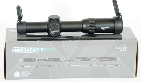 VORTEX STRIKE EAGLE 1-6X24 RIFLESCOPE