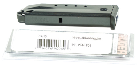 RUGER P91/P944/PC4 10RD MAGAZINE