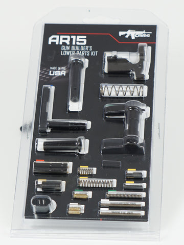 CMMG AR15 LOWER PARTS KIT W/O TRIGGER/GRIP