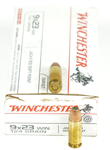 WINCHESTER Q4304 9X23WIN 50 RDS