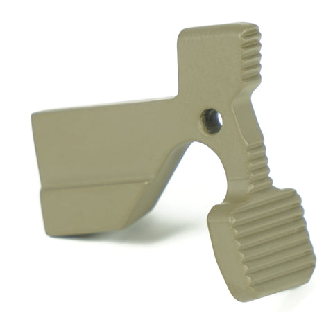 FORWARD CONTROL DESIGNS ABC/R AR15 SERRATED FDE
