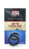 ADVANCED TECH AR15 CASTLE NUT A5101020