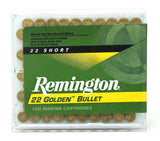 REMINGTON 22 SHORT 29GR HV 100 RDS
