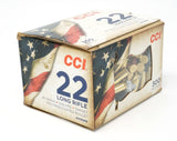 CCI RED WHITE AND BLUE 40GR 22LR 300 RDS