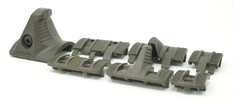 MAGPUL XTM HAND STOP KIT OD GREEN MP MAG511-ODG [1EA]
