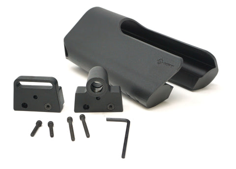 MFT E-VOLV BATTLE STK ATTACHMENT BLK