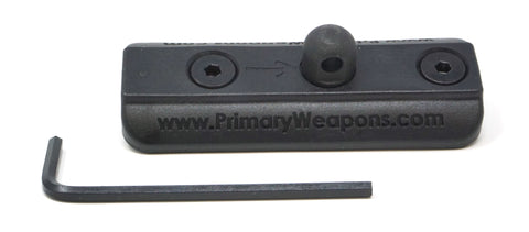 PWS KEYMOD TO HARRIS BIPOD ADAPTER