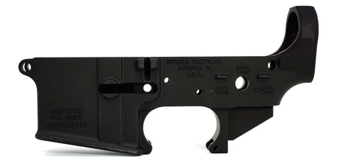 SPIKE'S STRIPPED LOWER (NO LOGO)