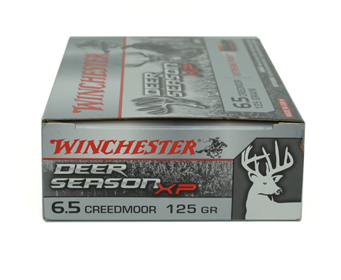 WINCHESTER X65DS 6.5CR DEER SEASON 125GR 20 RDS