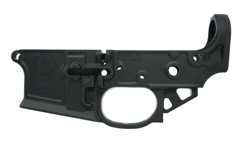 PRIMARY WEAPONS STRIPPED LOWER AR15 2M100SM1B