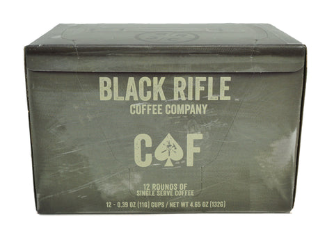 BRCC CAF 12 Rounds