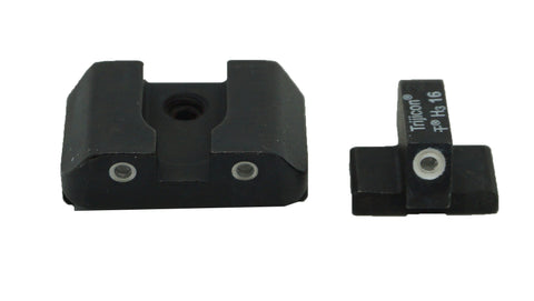 AMERIGLO TRIJICON NIGHT SIGHTS FNX9 9MM FN-607