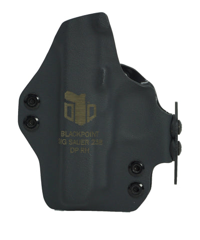 BLACKPOINT DUAL POINT SIG SAUER P238 KYDEX 104883